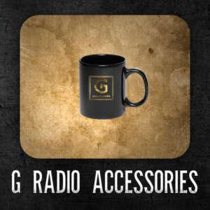G Radio accessories